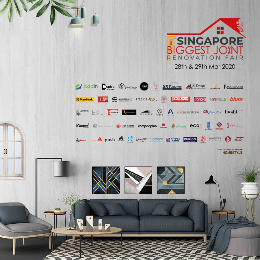 Singapore Biggest Joint Renovation Fair – 28th & 29th Mar 2020